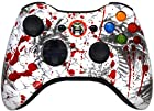 BLOOD DRAGON 5000 + Modded Controller Xbox 360 Hydro Dipped Mod with Rapid Fire / Jitter / Quick Scope / Sniper Breath / Drop Shot / Jump Shot / Auto Aim / Quick Aim / Burst / Akimbo / Mimic / Adjustable / Adjustable Burst / Auto Burst / Dual Trigger and more! For COD Ghosts / MW1 / MW2 / MW3 / Black Ops 1 / Black Ops 2 / WAW / Gears of War Series / Halo Series / GTA / BF and more! 5500