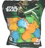 Star Wars Plastic Easter Eggs Filled with Candy [Toy]