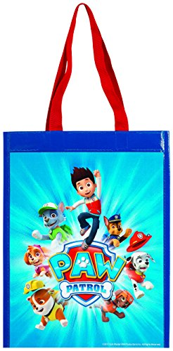 Rubie's Costume Paw Patrol Trick-or-Treat Canvas Bag Costume