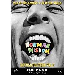 Norman Wisdom Double Feature Vol 2: Man Of The Moment & Up In The World