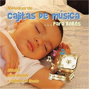 .com: Lunacreciente: Melodias De Cajitas De Musica Para Bebes: Music