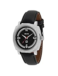 AXE Style Casual Analogue Black Dial Men's Watch - X00106S_Black