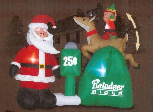Airblown Inflatable Santa