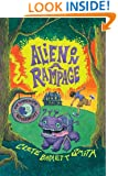 Alien on a Rampage (The Intergalactic Bed and Breakfast)
