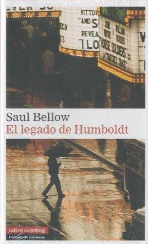 El Legado De Humboldt descarga pdf epub mobi fb2