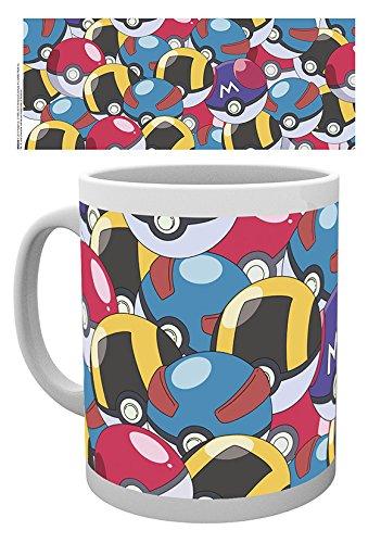 GB eye LTD, Pokemon, Pokeballs, Tazza