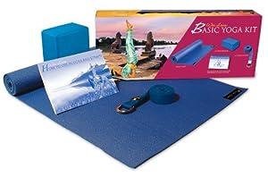 Wai Lana Kits: Basic Yoga Kit, Blue