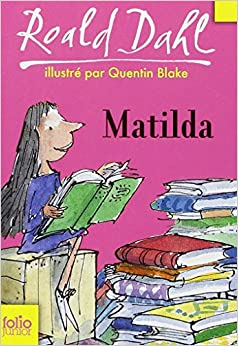 matilda livre audio french edition