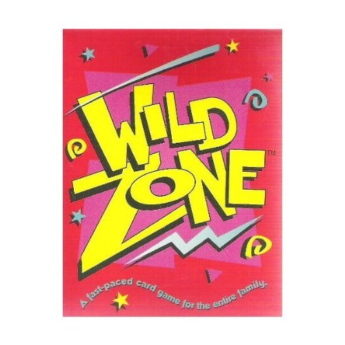 Wild Zone card game
