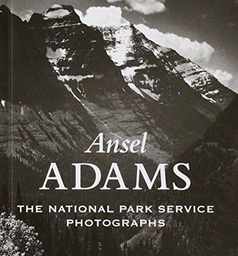 ANSEL ADAMS                          GEB: The National Park Service Photographs (Tiny Folio)