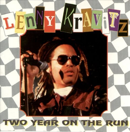 Lenny Kravitz - Two years on the run - Zortam Music