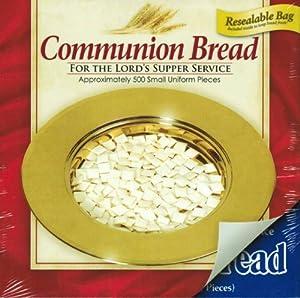 Communion Bread 5 oz, approx. 500 pieces