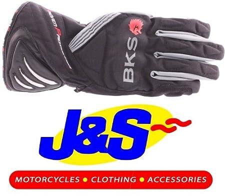 BKS Venture Imperméable Gants de moto Textile Gants de moto J & S