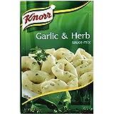Knorr Pasta Sauces Garlic Herb Sauce Mix 1.6 Oz(Pack of 2)