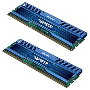 Patriot Extreme Performance 16 GB DDR3 1600 (PC3 12800) Memory Module PV316G160C0KBL