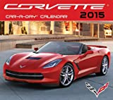 Corvette Car-a-Day Calendar 2015