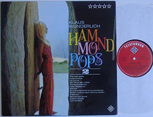Klaus Wunderlich - Hammond Pops 2 - Zortam Music