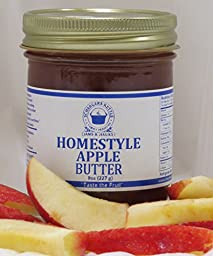 Homestyle Apple Butter, 9 oz