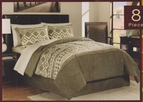Country Style Bedding Sets 92858 front