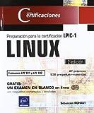 img - for LINUX. PREPARACION PARA LA CERTIFICACION LPIC-1 (EXAMENES LP book / textbook / text book