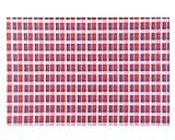 テーブルクロスやアウトドアに撥水加工のマルチシート 丸和貿易 ピクニックルランチ テーブルクロス レクタングル チェック 400693503 ランキングお取り寄せ