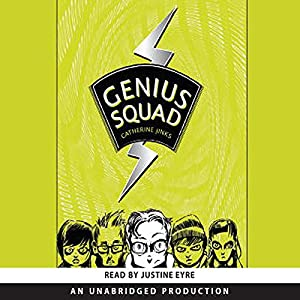 Genius Squad Audiobook