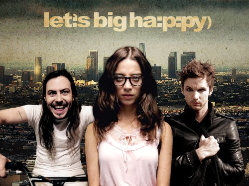 Let's Big Happy movie