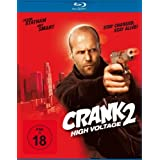 "Crank 2 - High Voltage [Blu-ray]von ""Jason Statham"""