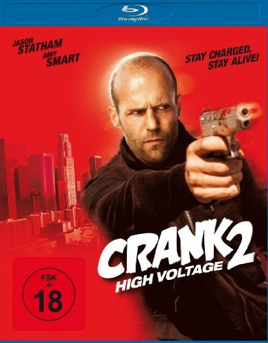 Crank 2 - High Voltage [Blu-ray]