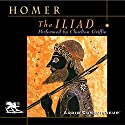The Iliad Audiobook by  Homer, Richmond Lattimore (translator) Narrated by Charlton Griffin