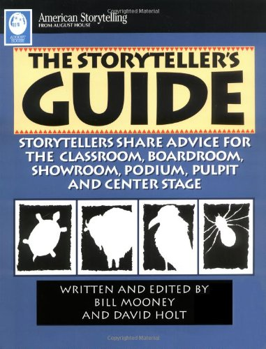 The Storyteller's Guide (American Storytelling)