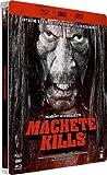 Machete Kills - Edition limitée Steelbook Blu-Ray + DVD + Copie Digitale [Blu-ray] [Combo Blu-ray + DVD + Copie digitale - Édition boîtier SteelBook]
