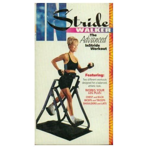 Amazon.com: InStride Walker: The Advanced InStride Workout: Brenda