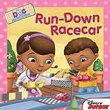 Doc McStuffins:  Run Down Race Car (Disney Storybook (eBook))