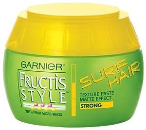 Garnier Fructis Surf Hair Texture Paste, 5.1 Oz (Pack of 6)