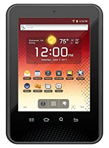Velocity Micro Cruz Tablet PS47 - 7-Inch Android Tablet (Black)