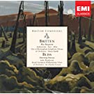 Britten: War Requiem & Bliss: Morning Heroes