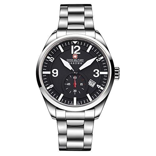 Swiss Military Hanowa uomo orologio da polso 06-5246 04,007,01.