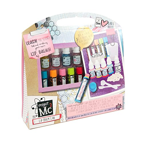 Project MC2 Lip Balm