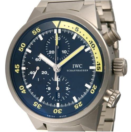 IWC (インターナショナル・ウオッチ・カンパニー) 腕時計 アクアタイマー チタン スプリットミニッツ クロノグラフ IW372301 自動巻き メンズ [並行輸入品]