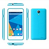 DOOGEE® LEO DG280 4.5'' Android 4.4 Kitkat Unlocked 3G Smartphone -- IPS MTK6582 1.3GHz Quad Core Mobile Phone Dual SIM 1GB RAM + 8GB ROM OTG OTA GPS WIFI Dual Cameras Bluetooth 4.0 Google Play Store Phablet For Orange O2 Vodafone 3 network T-Mobile Tesc