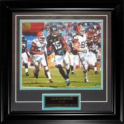 """Allen Robinson Autographed Jacksonville Jaguars (1st NFL TD) Deluxe Framed 11x14 Photo w/ """"1st NFL TD"""""""