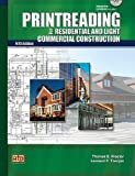 Print Reading for Residential and Light Commercial Construction - Soft-cover with CD-ROM - 5th Edition - AT-0468