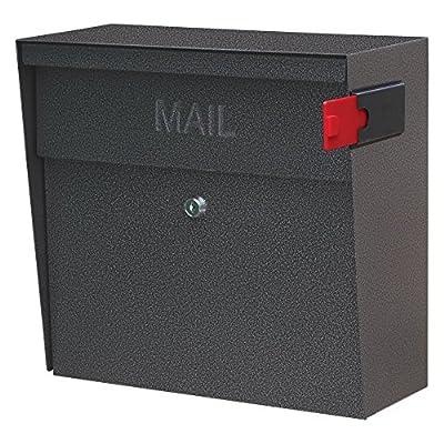 Mail Boss Metro Wall Mount Locking Mailbox