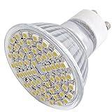 10 x E27 Bombilla Lmpara Foco 69 LED 5050 SMD 8W AC220V Luz Blanco ClidoBase: E2769 diodos emisores de luzTipo de LED: SMD5050Color de la luz: blanco calidoTemperatura de color: 3000KPotencia nominal: 8WLumen: 500LMPotencia: AC220VDimension: 88mm x 3...