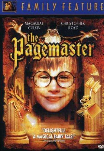 Pagemaster [DVD] [1994] [Region 1] [US Import] [NTSC]