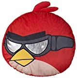 Character world Angry Birds Go Fast Embroidered Shaped Cushion