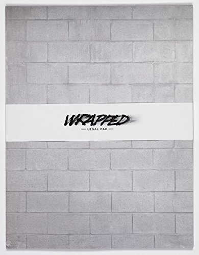 wrapped-autograph-photorealistic-cinderblock-wall-legal-pad-85-by-11-inch