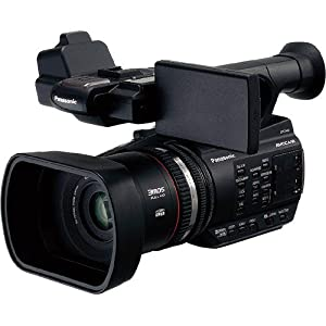 Panasonic AG-AC90 AVCCAM CAMCORDERVideo Camera with 12x Optical Zoom with 3.46-Inch LCD(Black)
