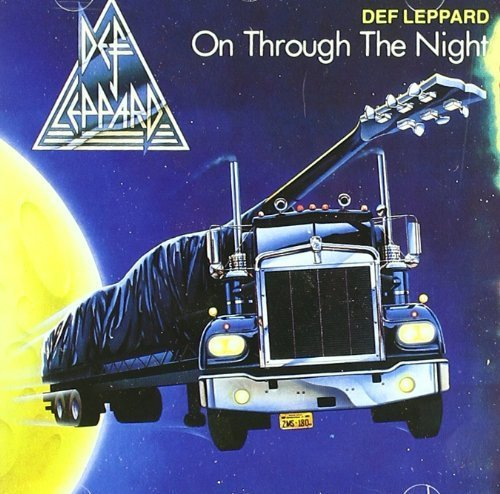 On Through The Night by Def Leppard (1989) Audio CD